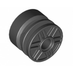 Felge 18mm x 14mm mit Pinloch, schwarz