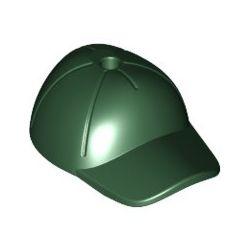 Kappe No. 6, dunkelgrün