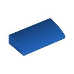 Bogen 2x4x2/3, blau