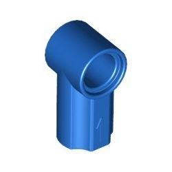 Achsen- und Pinverbindung 1, blau