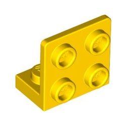 Winkel 1x2 - 2x2 inv, gelb