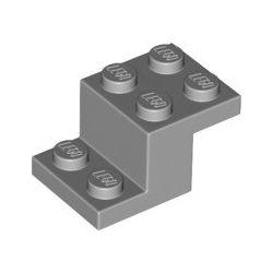 Winkel 2x3x1 1/3, hellgrau