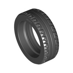 Reifen 43.2 x 14, schwarz