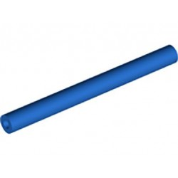 Pneumatik Schlauch 4mm x 48 mm, blau
