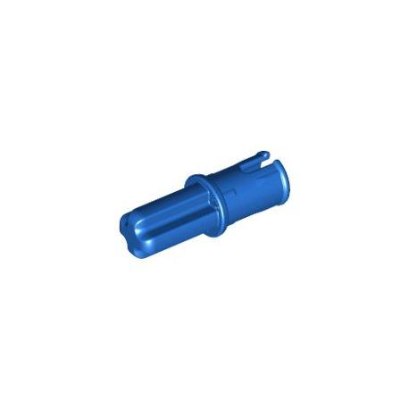 Achse - Pin 2L (mit Reibung), blau