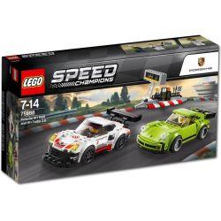 Porsche 911 RSR und 911 Turbo 3.0