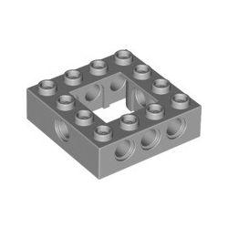 Lochstein / Rahmen 4x4, hellgrau