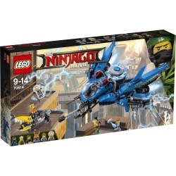 Ninjago Movie Jay's Jet-Blitz