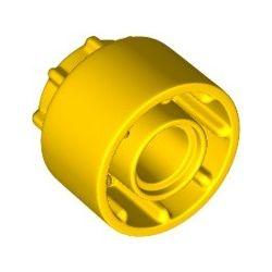 Getriebe Mittelring, gelb