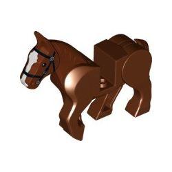 Pferd, braun