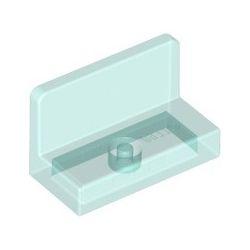 Paneele 1x2x1, transparent hellblau