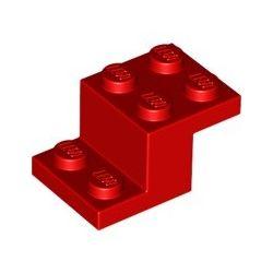 Winkel 2x3x1 1/3, rot
