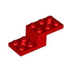 Winkel 5x2x1 1/3, rot