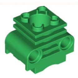 Motorzylinder, grün