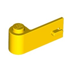 Tür 1x3x1 links, gelb