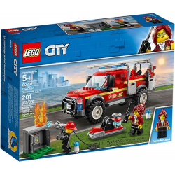 Feuerwehr-Einsatzleitung