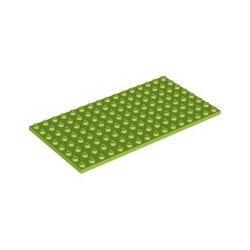 Platte 8x16, limette