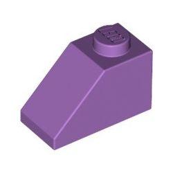 Schrägstein 1x2, violett