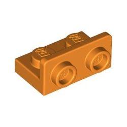 Winkel 1x2 - 1x2 inv, orange