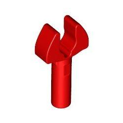 Stange mit Clip, rot