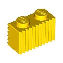 Profilstein 1x2, gelb