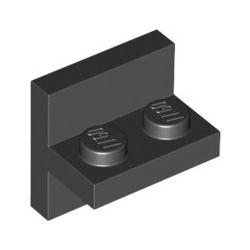 Winkel 2x2-1x2, schwarz