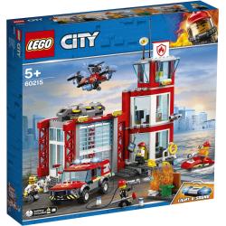 Feuerwehr Station