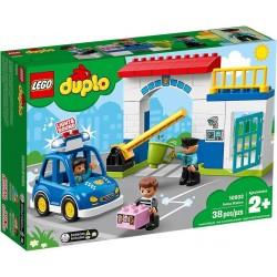 DUPLO Polizeistation