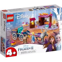 Elsa und die Rentierkutsche