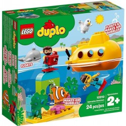 DUPLO U-Boot Abenteuer