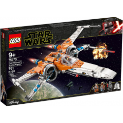 Poe Damerons X-Wing Starfighter