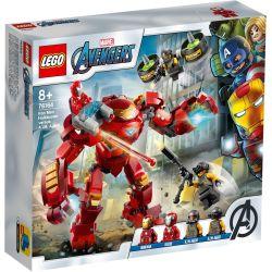 Iron Man Hulkbuster vs. A.I.M. Agent