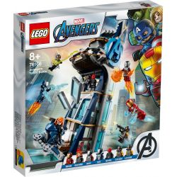 Avengers - Kräftemessen am Turm