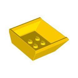 Mulde 5x4,5x1 1/3, gelb