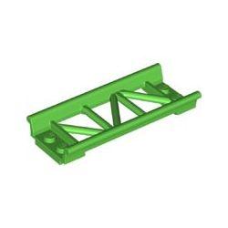 Achterbahn Schiene 2x8, Gerade, hellgrün