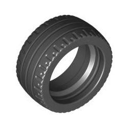 Reifen 24 x 12, schwarz
