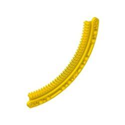 Getrieberahmen 11 x 11 gebogen, gelb